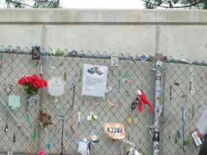 OKC Memorial Remembrance Fence