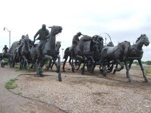 Land Rush Memorial