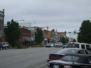 More Main Street, Ottawa, Kansas
