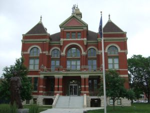 Franklin County, Kansas Courthouse