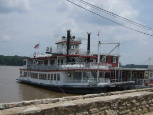 Mississippi Riverboat Mark Twain