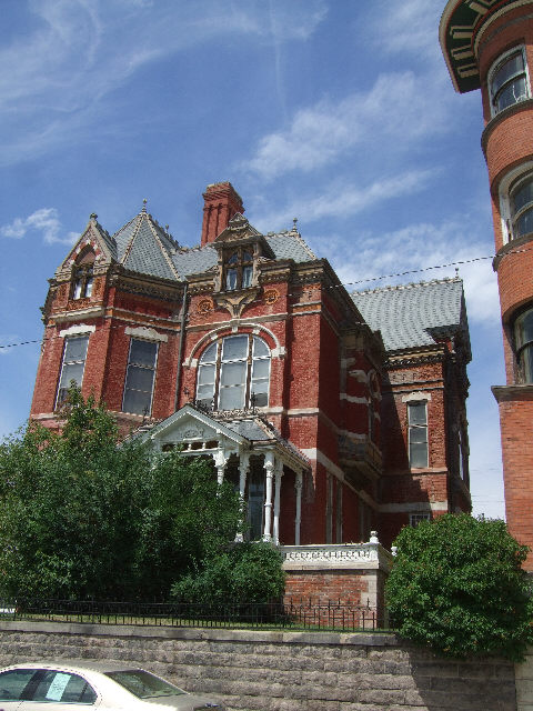 Copper King Mansion in Butte