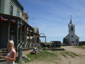 1880 Town in South Dakota